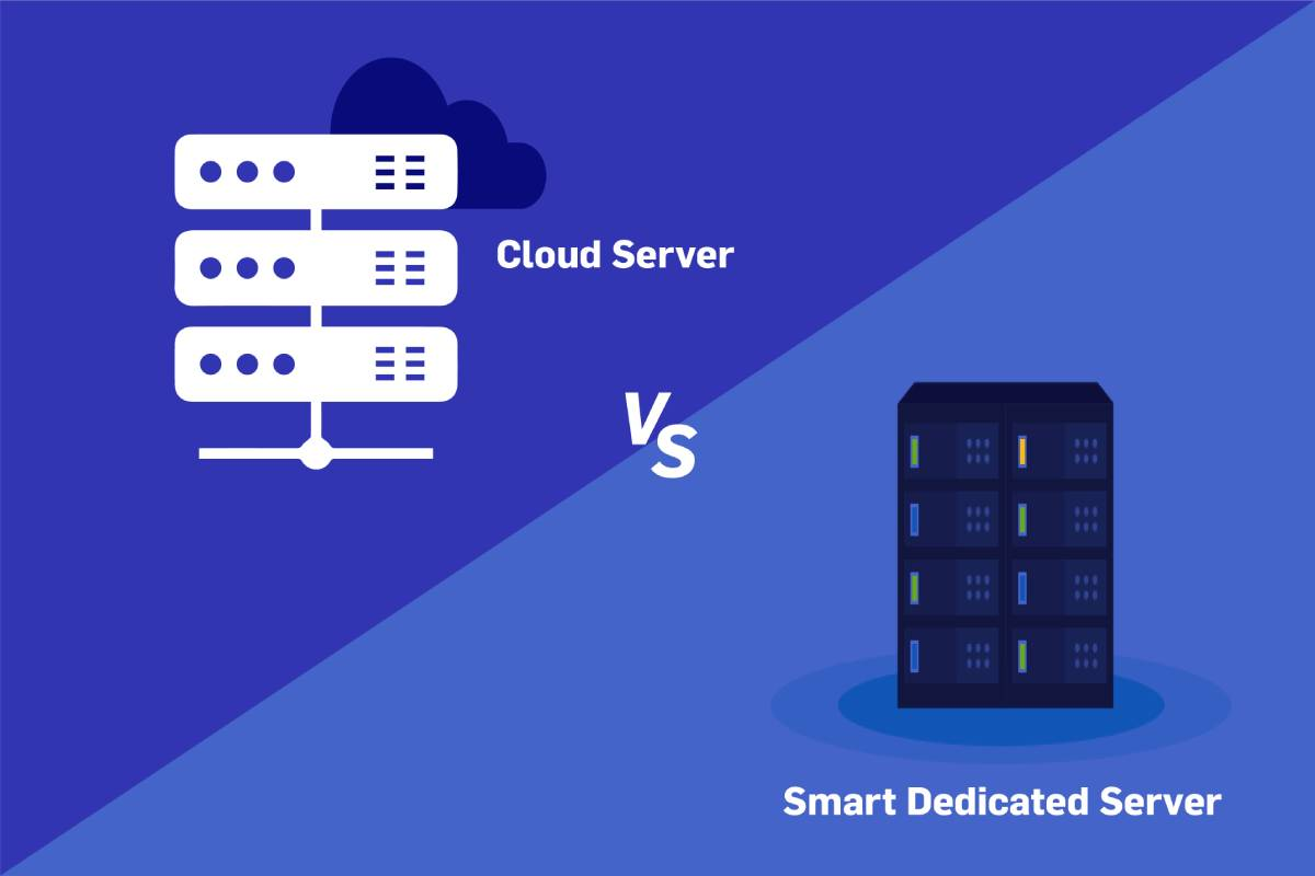 Cloud Server vs Dedicated Server