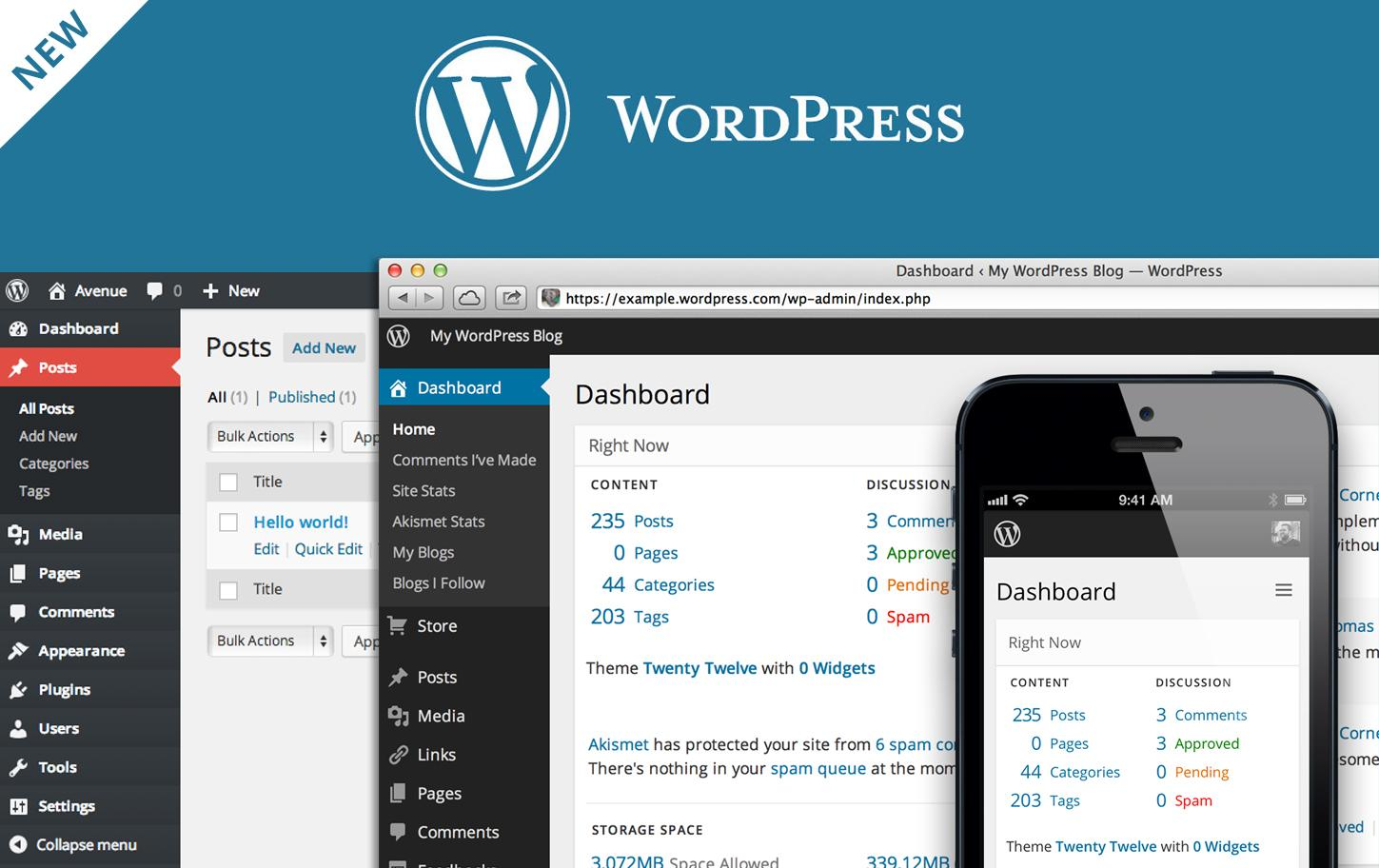 5 Tips to Starting Your New WordPress Site